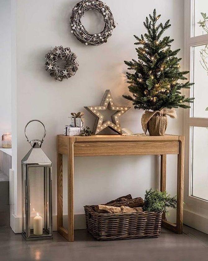 Як прикрасити кімнату на Новий рік 2021: кращі ідеї новорічного декору 13