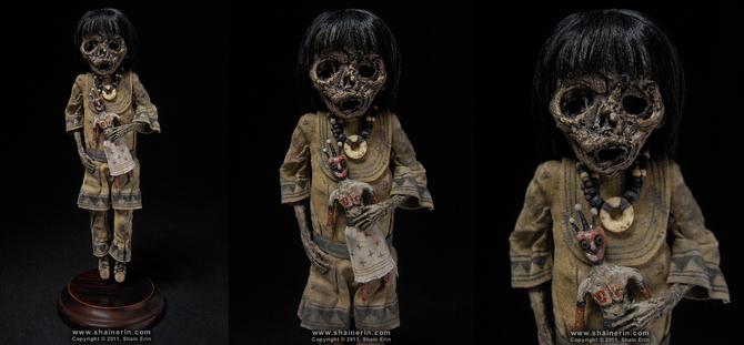 куклы художника Shain Air