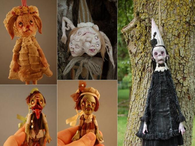 Камилла Млынарчик куклы