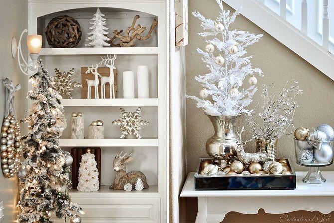Как украсить комнату на Новый год 2021: лучшие идеи новогоднего декора 22
