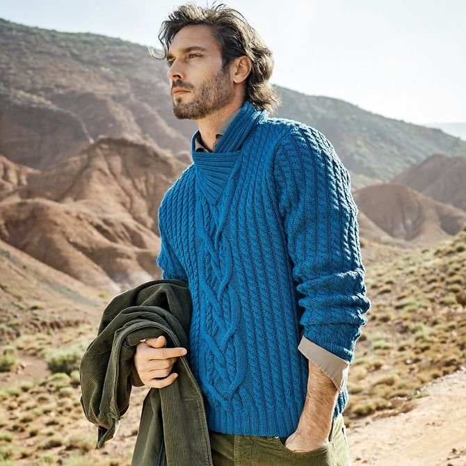 свитера для мужчин