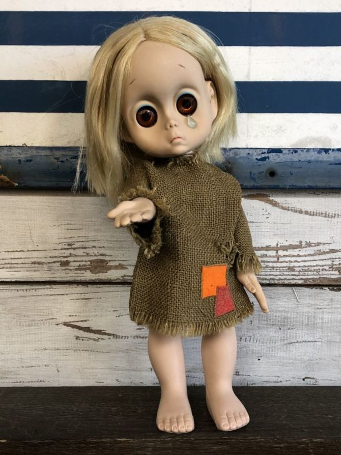 Little Miss No Name Doll  кукла-нищенка