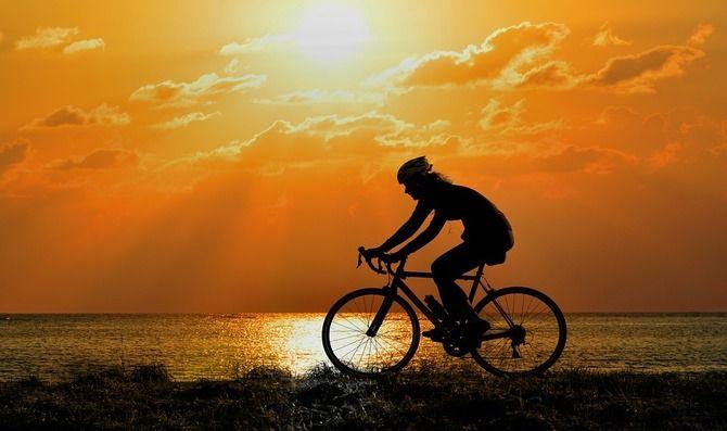 Рух на велосипеді