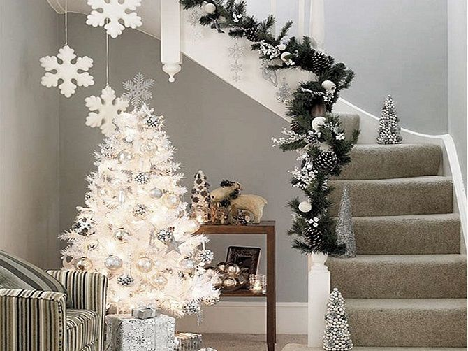 Как украсить комнату на Новый год 2021: лучшие идеи новогоднего декора 20