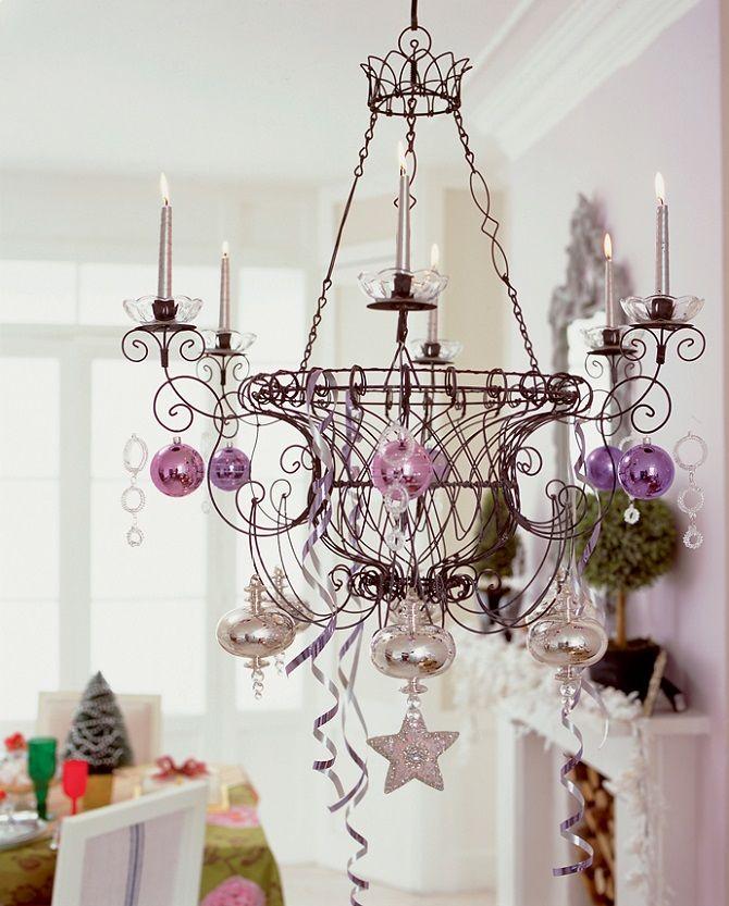 Как украсить комнату на Новый год 2021: лучшие идеи новогоднего декора 19