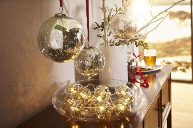 Как украсить комнату на Новый год 2021: лучшие идеи новогоднего декора 4