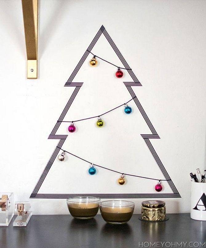 новогодний праздник елка
