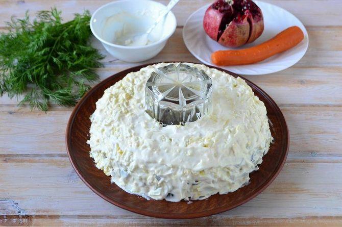 новогодний салат рецепты