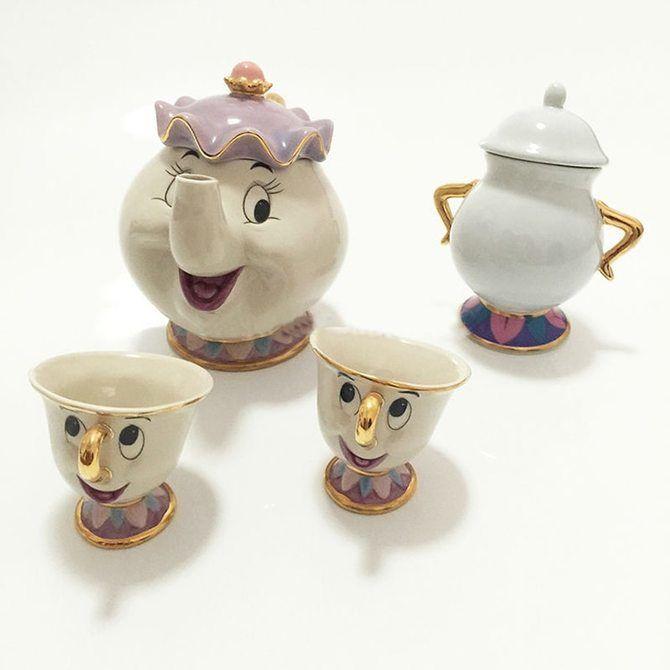 Чайный набор Disney