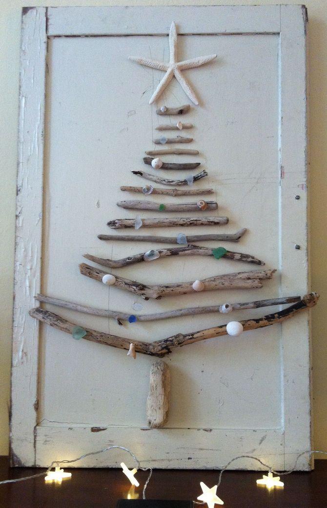 новогодний декор елка