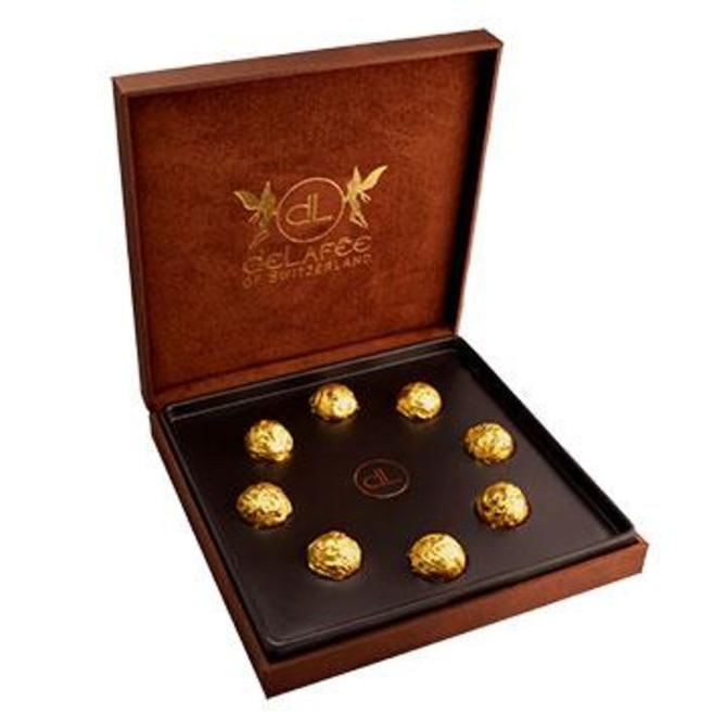 конфеты Gold Chocolate Gift Boxes