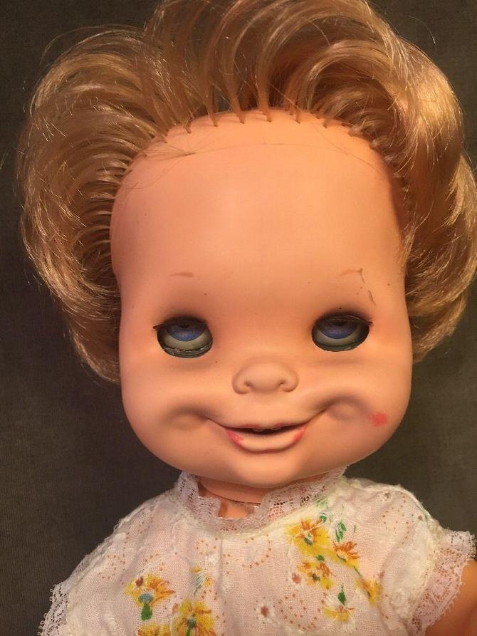 кукла Mattel Saucy Doll