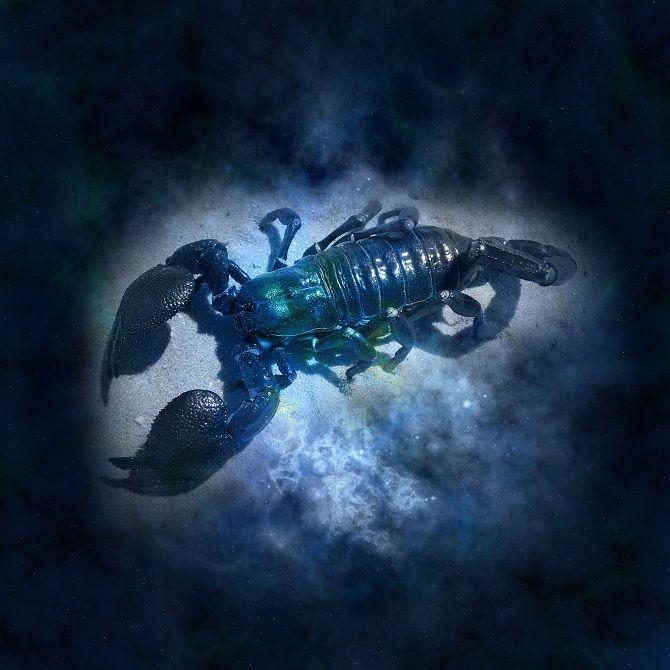 гороскоп Скорпіон