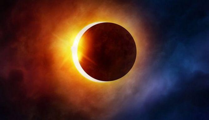 солнечного затмения в декабре 2019 года