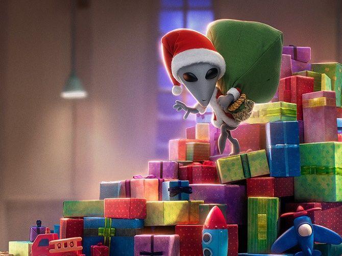 Топ лучших рождественских фильмов 1
