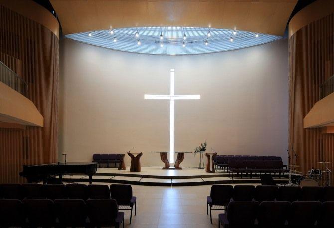 церковь в гонконге 21 этаж