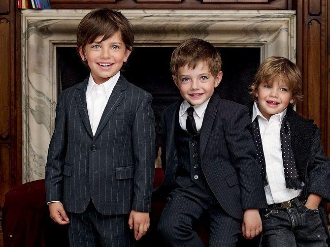 нарядный костюм Для мальчиков