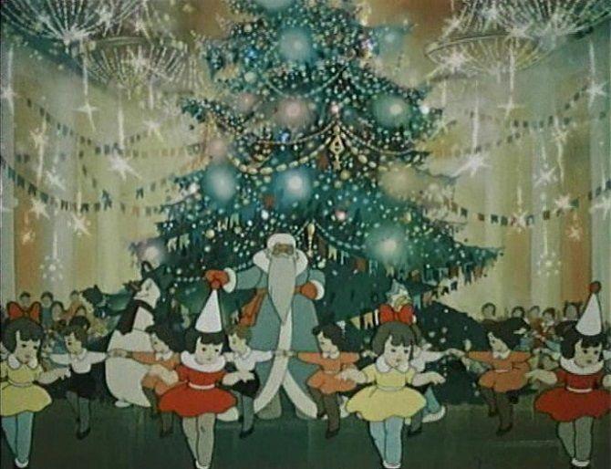 Праздник новогодней елки