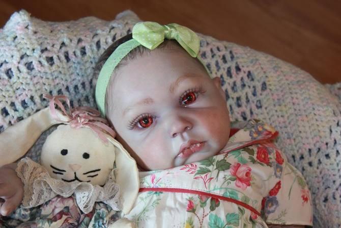 ляльки с великими очима
