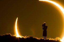 солнечное затмение полнолуние