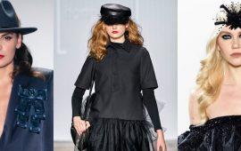 женские шапки 2019 2020