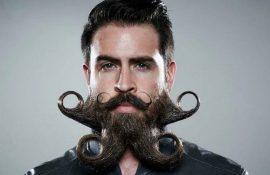 Брутальная красота: 16 мужчин, чья борода вызывает восторг