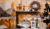 Как украсить комнату на Новый год: лучшие идеи новогоднего декора