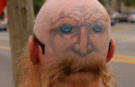 15 идей самых необычных тату, на которые решится не каждый