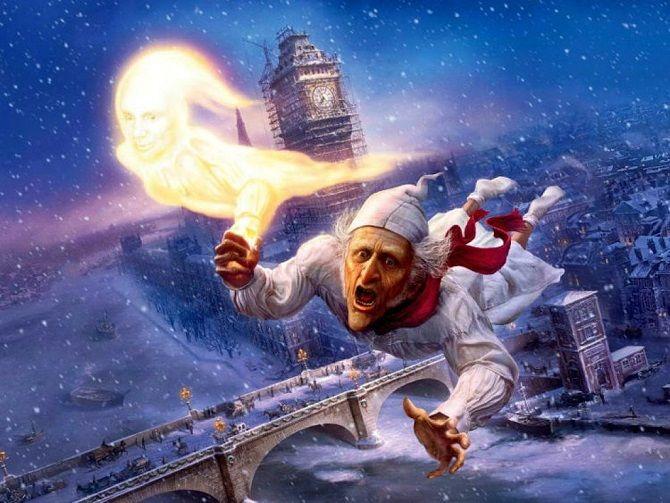фильм Рождественская история / A Christmas Carol, 2009