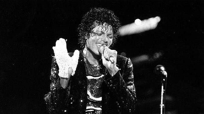 поп-король Майкл Джексон