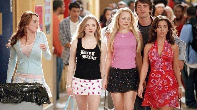 фильм Дрянные девчонки / Mean Girls, 2004