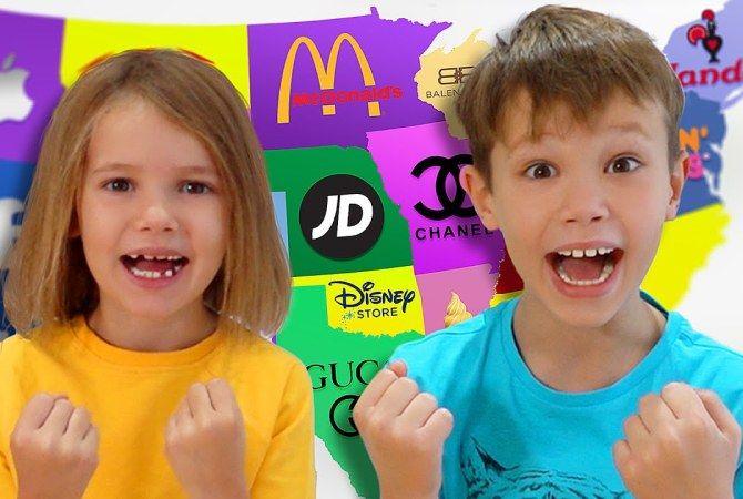 детские блогеры Mister Max & Miss Katy