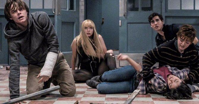 Кадр из трейлера к фильму «Новые мутанты»