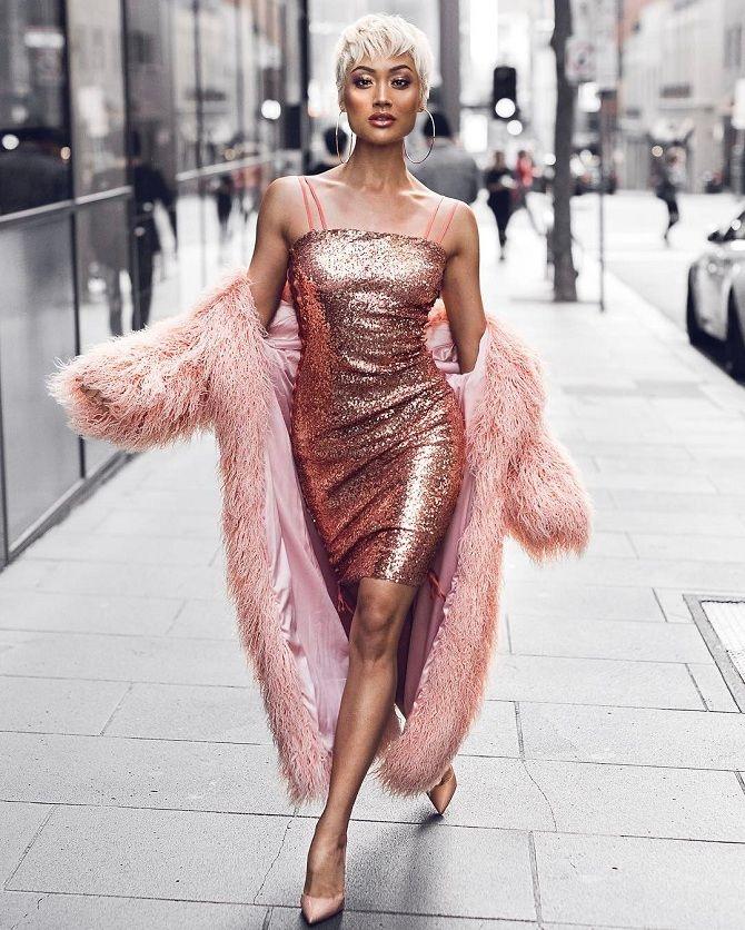 платья на Новогоднюю ночь 2020