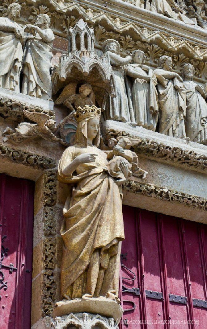 Откройте для себя 5 неизвестных соборов Нотр-Дам – ничуть не хуже, чем в Париже 1