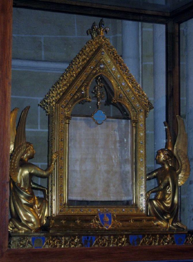 Шартрский собор Нотр-Дам