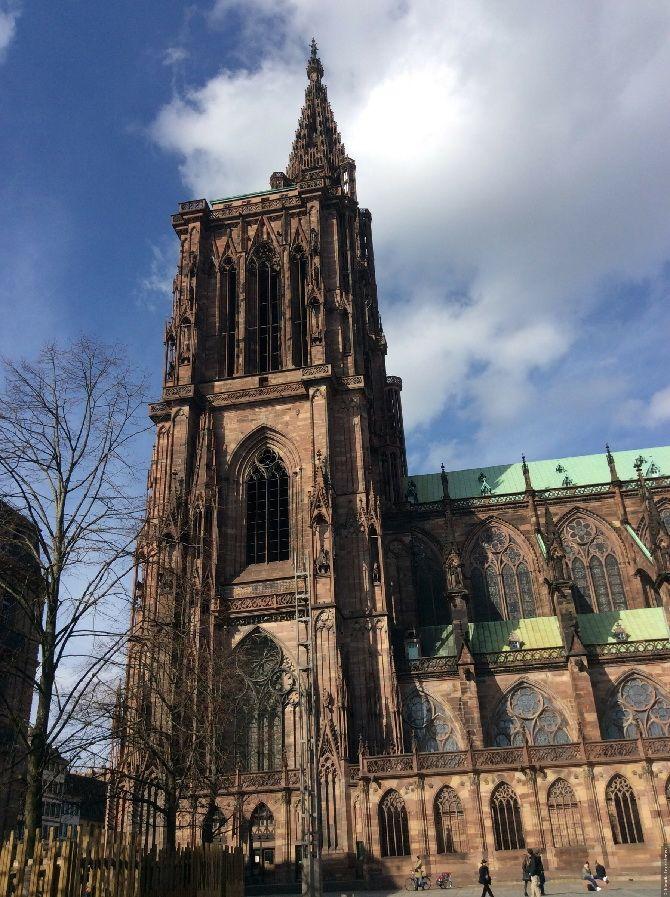 Нотр-Дам в Страсбурге