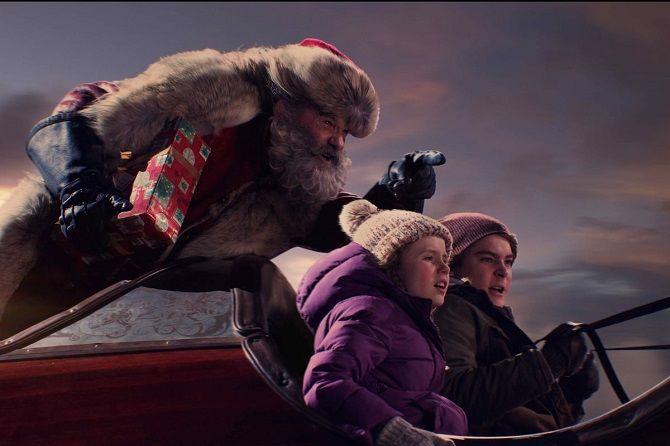 фільм Різдвяні хроніки