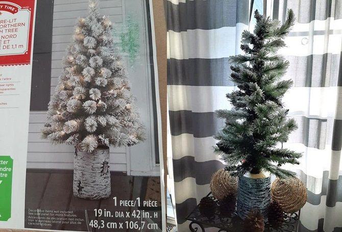 елка из китая