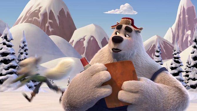 мультфильм «Стражи Арктики