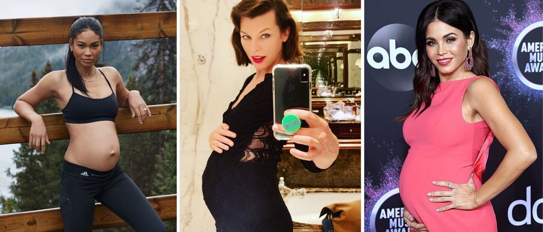 В ожидании счастливого события: беременные звезды, которые вот-вот станут мамами