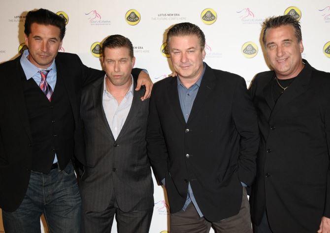 семья актеров Болдуины