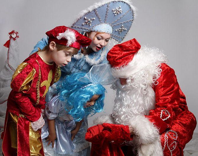 Все, что вы не знали про Деда Мороза 3