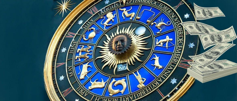 Финансовый гороскоп для всех знаков зодиака на 2020 год