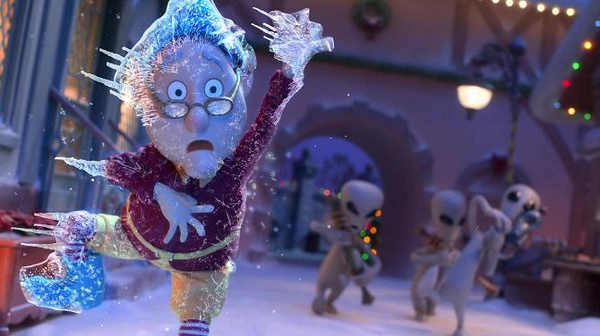Топ новорічних мультфільмів для гарного настрою 1