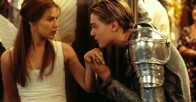 фильм Ромео+Джульетта / Romeo+Juliet, 1996 фильмы с дикаприо
