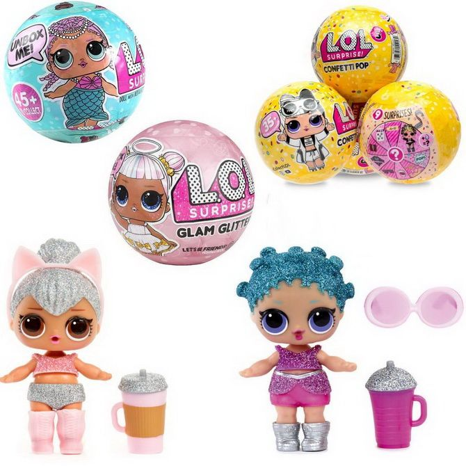 Лялька Лол