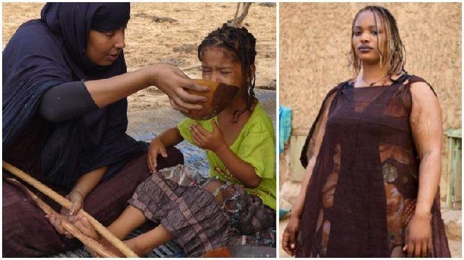 Принудительный откорм девочек-невест