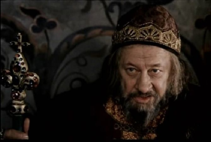 актер Евгений Евстигнеев