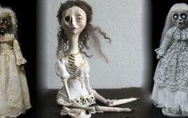 страшные куклы шейн эрин